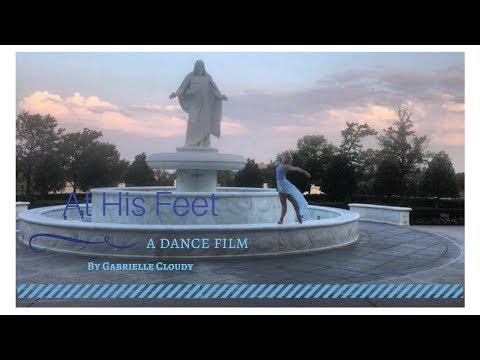 At His Feet a Dance Film  Gabrielle Cloudy ACCU Scholarship