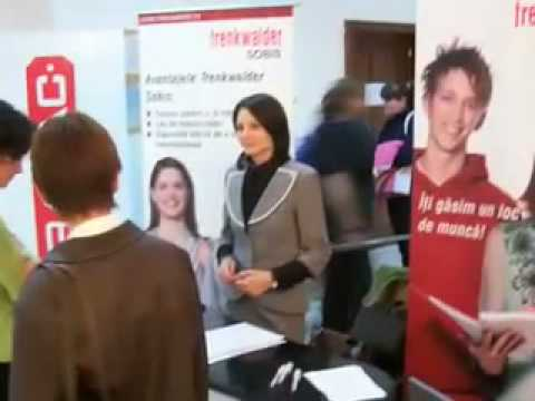 Forum des entreprises - Career Center à Sibiu