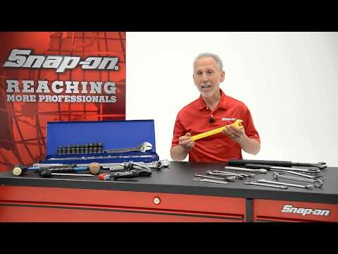 Williams Industrial Grade Tools Snap-on Industrial Product Demo