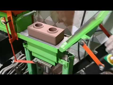 Лего станок тм5Bricks40S технология. ПОЛНОЕ ВИДЕО. Замес в режиме Нонстоп с комента