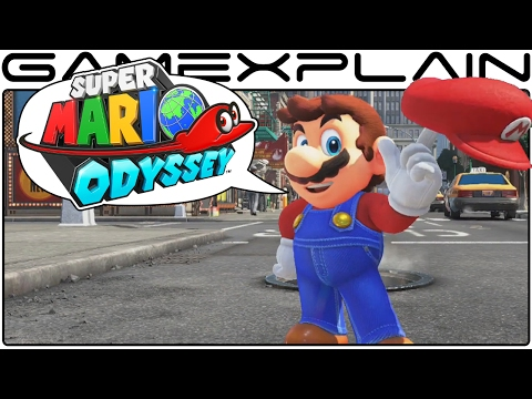 We Finally Talk Super Mario Odyssey! Post-Analysis Discussion