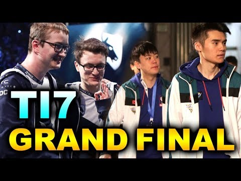 LIQUID vs NEWBEE - TI7 GRAND FINAL - THE INTERNATIONAL 2017
