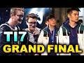 LIQUID Vs NEWBEE TI7 GRAND FINAL THE INTERNATIONAL 2017 DOTA 2 mp3