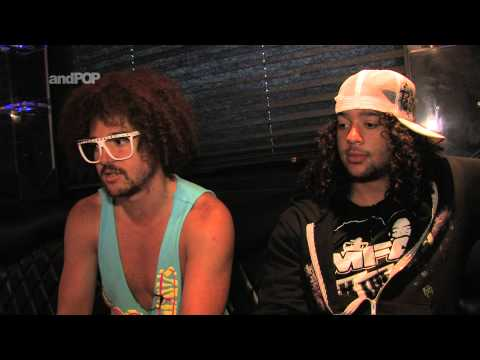 LMFAO Interview - Strategic Thinking