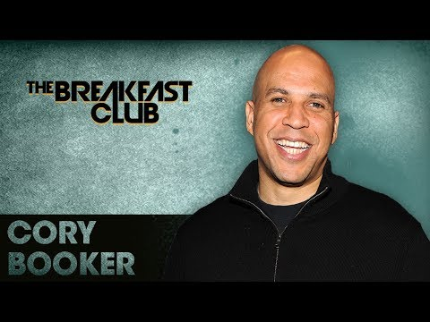 Download Youtube: Senator Cory Booker Explains Why He Barked At Trump's Cabinet Over His Remarks