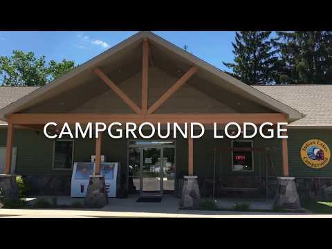 Indiana Campgrounds United States Indian Lakes Campground
