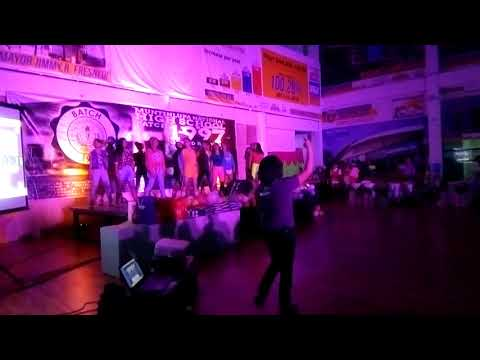 Kultura National Dance Troupe at the MNHS Batch 97 Grand Reunion