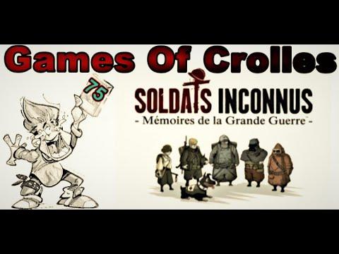 SOLDATS INCONNUS L'histoire d'une famille à la Guerre 14/18 - Games Of Crolles 75 RADIO GRESIVAUDAN