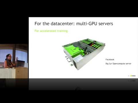 HPC, Deep Learning and GPUs