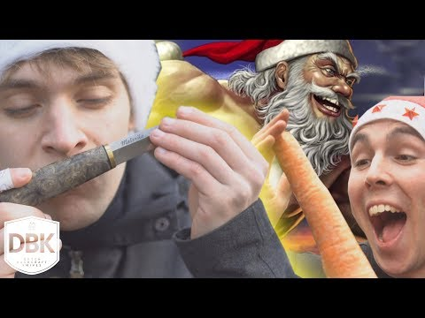 The Two Best Knives In The World  Christmas Special!