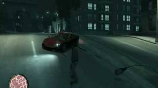 gameplay gta 4 pc Lowest Settings whith GF 7950GT, recorded with fraps