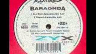 Ramirez  - Baraonda (Dj Ricci Adrenalina mix)
