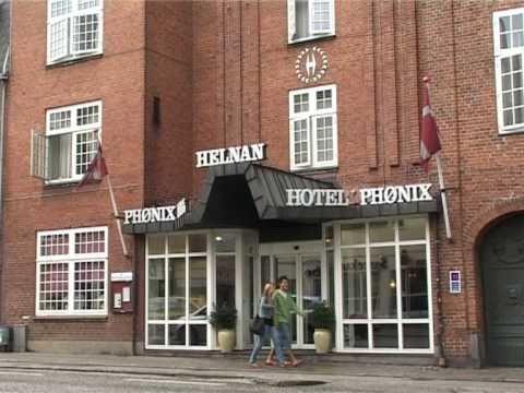 Helnan Phønix Hotel Aalborg Denmark Youtube