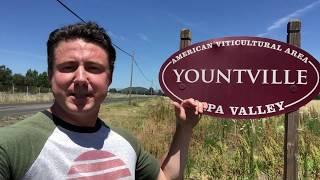 Exploring Yountville California, America's most beautiful town