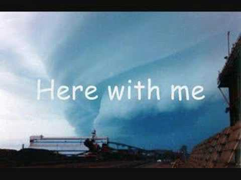 Here With Me- MercyMe