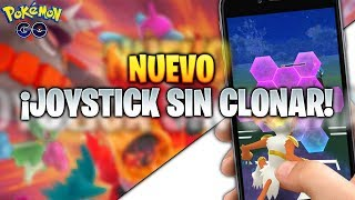 SIN CLONAR Joystick ¡ MEJOR JOYSTICK Pokemon GO !