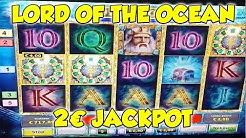 Lord of the Ocean JACKPOT auf 2€ - FREISPIELE Online Spielothek - Novoline, Merkur Magie HD