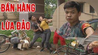 Phim hài 2018 - BÁN HÀNG LỪA ĐẢO  - Phim hài mới nhất - Phim hài hay 2018