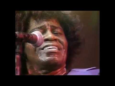 James Brown The Godfather of Soul performs live in Atlanta