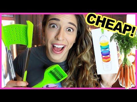 Part 2 of Cheap Kitchen Gadgets!