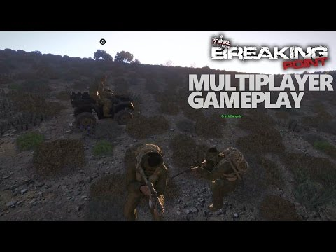 Breaking Point - Live Stream - Multiplayer Gameplay - VOIP Chatter
