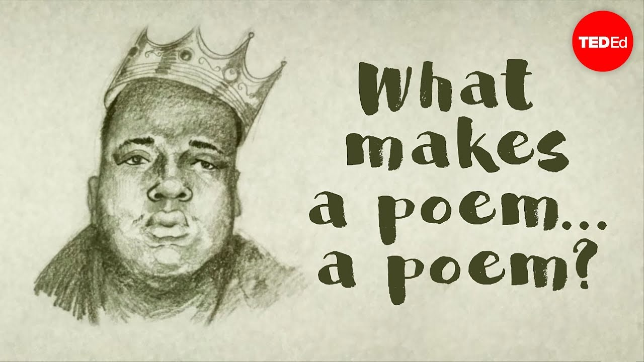 What Makes A Poem Hellip Melissa Kovacs Youtube
