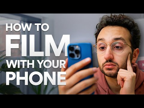How to Film YouTube Videos on Your Phone