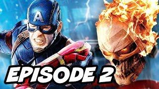 Agents Of SHIELD Season 4 Episode 2 Ghost Rider Mephisto Trailer Breakdown