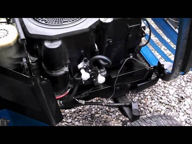 New Holland Ls Lawn Tractor Wiring Diagram on