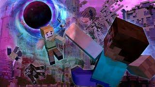 Minecraft | BASE VS BLACK HOLE - Black hole Destroys City! (Black Hole Challenge)
