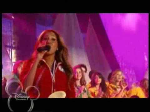 One World by The Cheetah Girls [Disney Channel Games 08 Closing Ceremonies] (TCG Live)