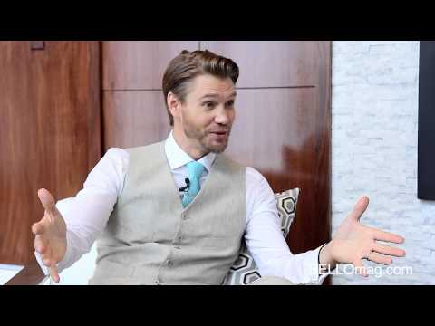 Chad Michael Murray for @BELLOmag  - BTS + Interview