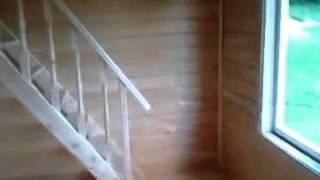 Дом из бруса 6х8 ПРОЕКТ Д 34(, 2015-04-28T17:21:02.000Z)