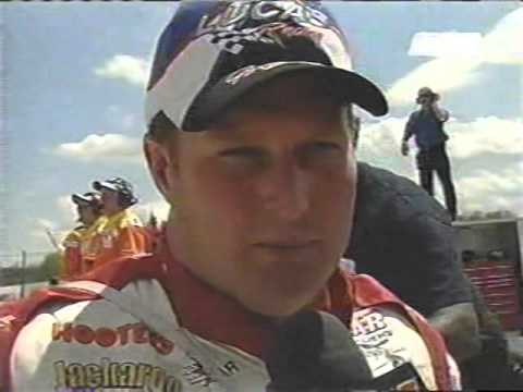 2002 USAR Hooters Pro Cup Series Naturally Fresh Foods 250 At Salem Speedway
