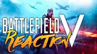 Battlefield 5 Gameplay Trailer Reaction