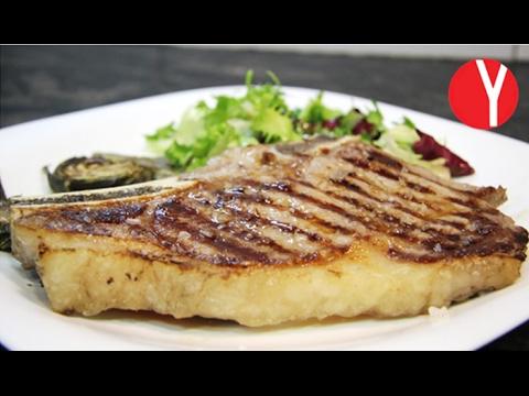 Chulet n a la plancha perfecto aprende a cocinar desde - Cocinar a la plancha ...