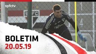 BOLETIM + VOLPI: 20.05 | SPFCTV
