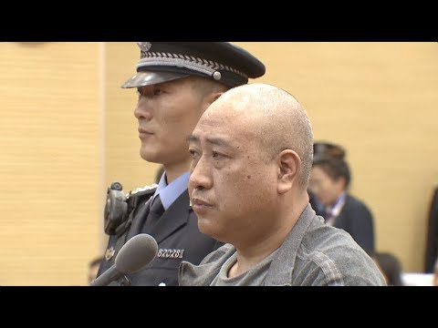 Serial Killer Sentenced to Death in China