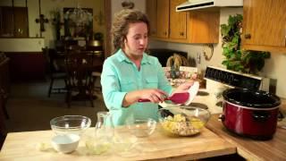 Jenna Cooks Crock Pot Rice Dressing