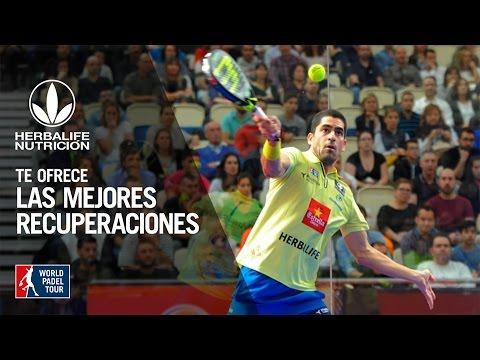 (Mejores Recuperaciones Herbalife) del A Coruña Open 2017   World Padel Tour
