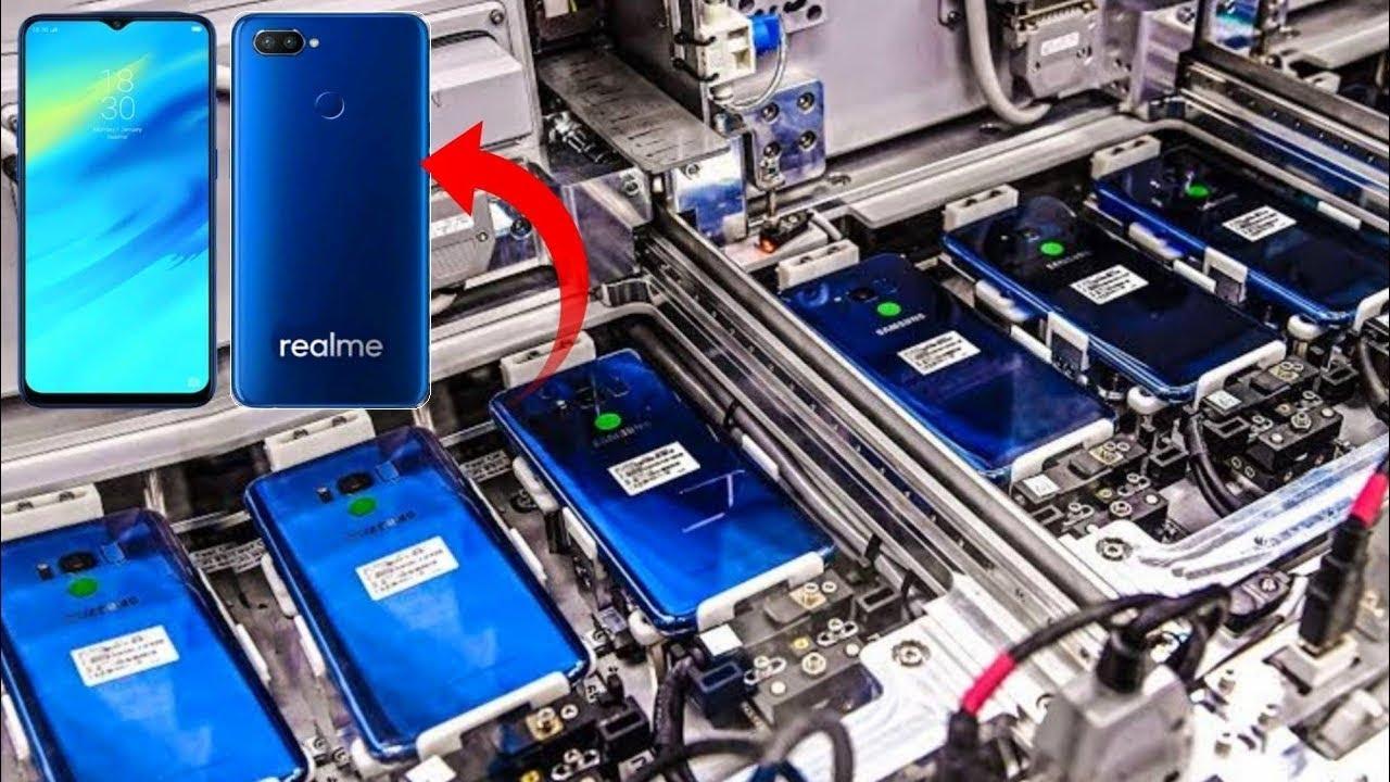 দেখুন ফ্যাক্টরিতে কিভাবে হাজার হাজার মোবাইল তৈরি হয় ? How Smartphones Are Made in Factory Bangla