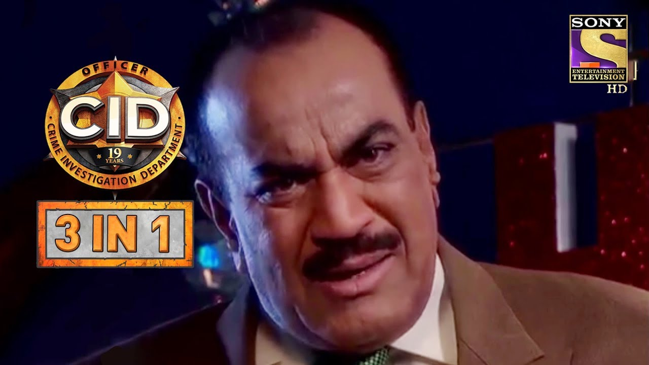 CID | Episodes 790, 791 And 792 | 3 In 1 Webisodes