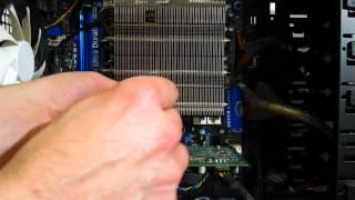 Noctua NH-L12 CPU Cooler Installation at HiTechLegion.com