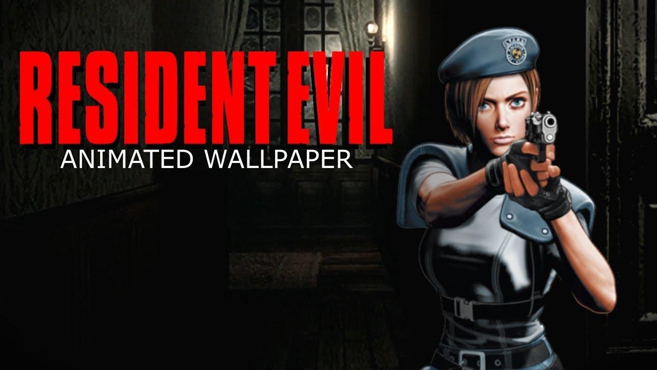 Resident Evil Animated Wallpaper - Version 0.1 - YouTube