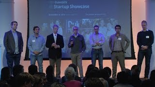10th DukeGEN Startup Showcase - November 2014