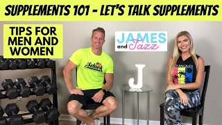 Supplements 101    Where To Start With Supplements    Lets Talk Supplements    Must Take Supplements