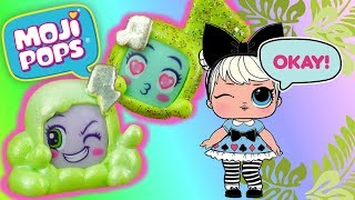 Metamorfoza LOL Surprise  Moji Pops  DIY