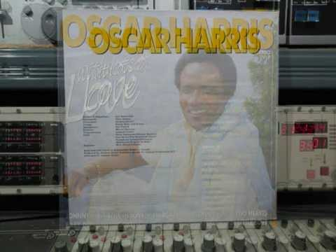 Oscar Harris With Lots Of Love FULL ALBUM 1987 Remasterd By B.v.d.M 2014