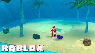 Roblox → I BOUGHT a PRIVATE ISLAND!! -Treasure Hunt Simulator 🎮