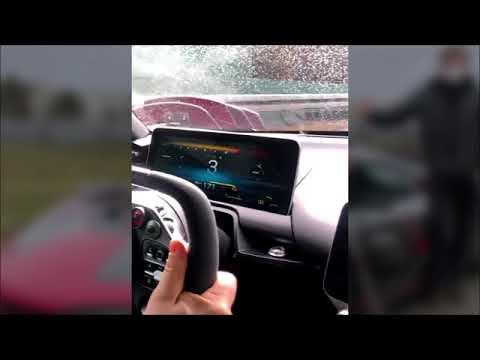 Mercedes AMG Project One – Acceleration – Cockpit – Insane Sound